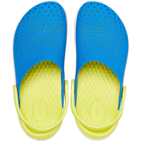Crocs LiteRide Clogsit Lapset, bright cobalt/citrus
